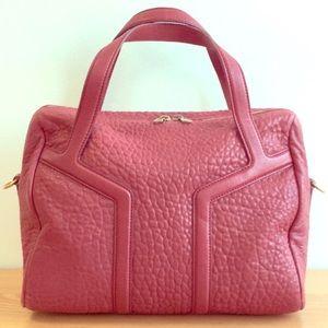 Price Drop 🤩 YSL Textured Leather Shoulder Bag